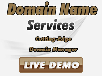 Discounted domain registration